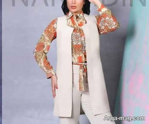 مدل سارافون شلوار