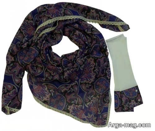 ست روسری و ساق زیبا