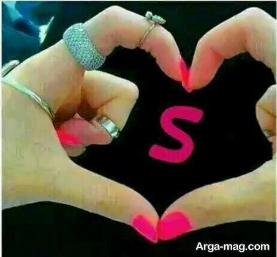 عکس نوشته اسم سنا برای زیباسازی صفحه شخصی