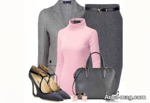 ست کفش و لباس برای خانم های لاکچری پوش