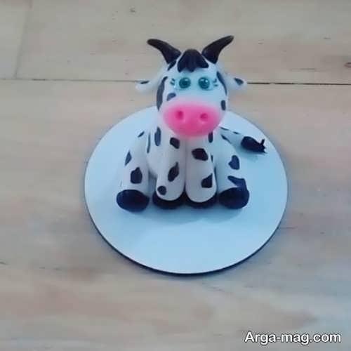 عروسک گاو نمدی برای هفت سین