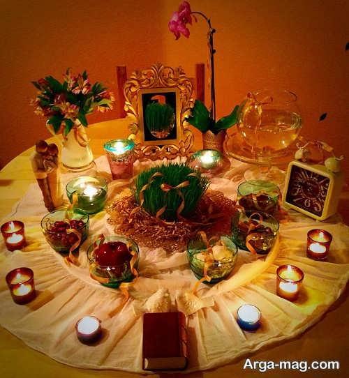 هفت سین سنتی