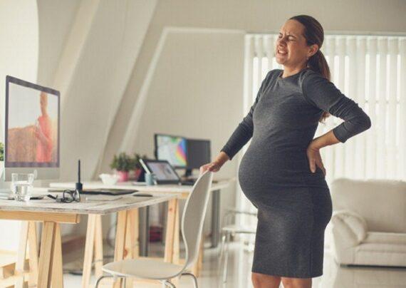 علت ایجاد پهلو درد در بارداری