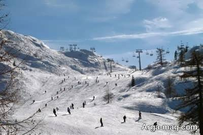 رفتن به مقاصد اسکی وگل