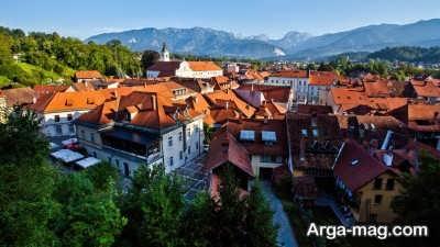 بازدید از شهر گوارا در اسلوونی