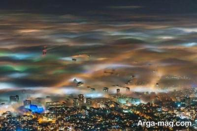 مه کوهستانی