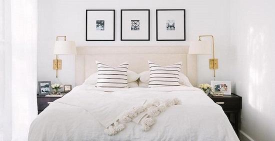 چیدمان تختخواب بر اساس فضای اتاق