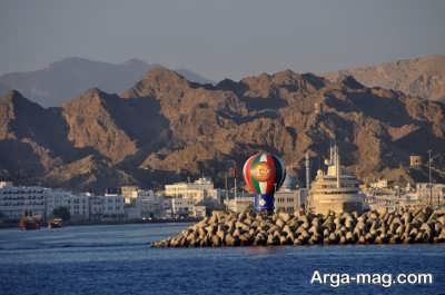 مکان های دیدنی کشور عمان