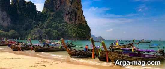شیوه های مهاجرت به تایلند