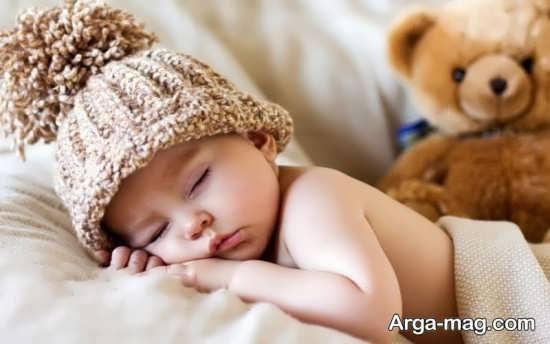 طرز صحیح خواباندن نوزاد در تخت خواب