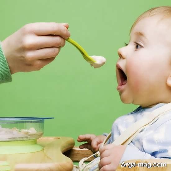 تاثیر رنگ های مختلف بر اشتهای کودک