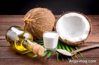 روغن نارگیل و جوش شیرید برای درمان جوش کاربرد بسیاری دارد.