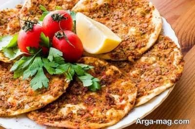 روش تهیه پیتزا ترکی در منزل