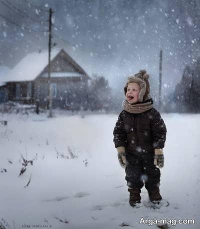 شعر در مورد زمستان
