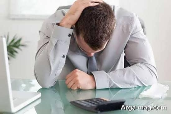 دلایل ایجاد استرس محل کار