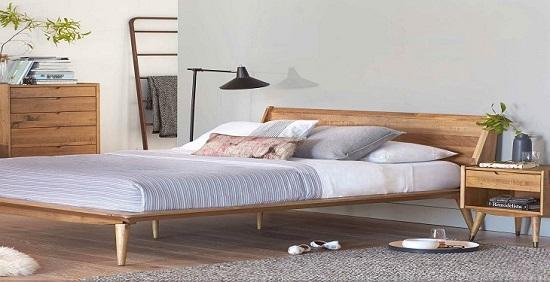 ویژگی های تخت خواب های چوبی
