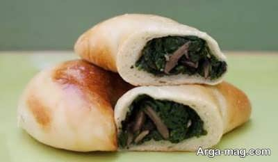 دستور تهیه غذا با اسفناج