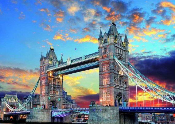 دیدنی های معروف تاور بریج لندن