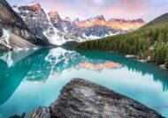 دریاچه زیبای مورین