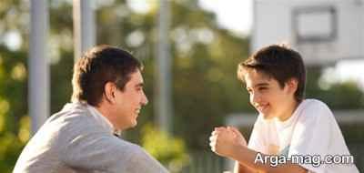 روابط سازمانیدهی شده پدر پسر