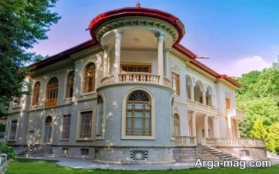 عمارت تهران