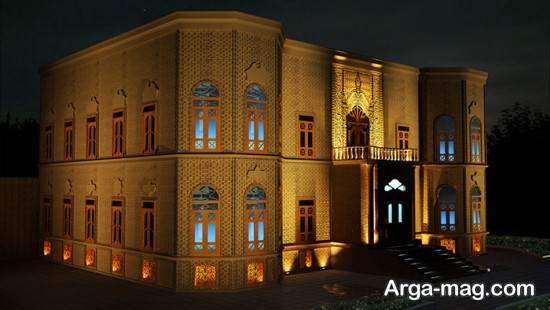 ساختمان تاریخی تهران
