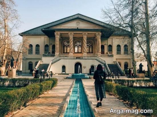عمارت های تهران