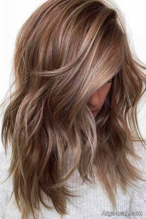 رنگ مو خاص