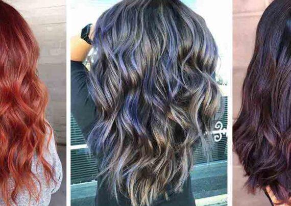 رنگ موی عید ۱۴۰۰
