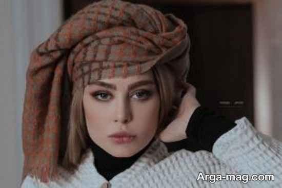 چهره سحر قریشی با حجاب اسلامی!
