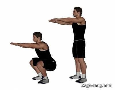 حرکت عالی برای کوچک کردن شکم