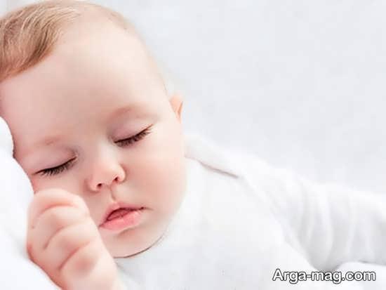 شیوه نفس کشیدن و تعداد تنفس کودک