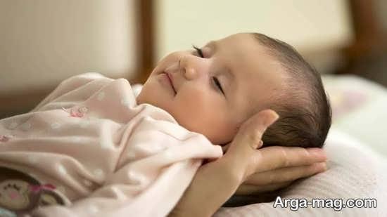 الگوی صحیح خواب نوزاد