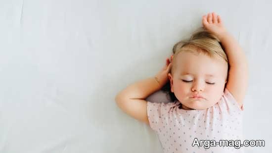 میزان خواب کافی کودک در سنین مختلف
