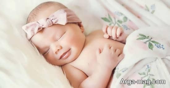شیوه های تنظیم الگوی صحیح خواب نوزاد