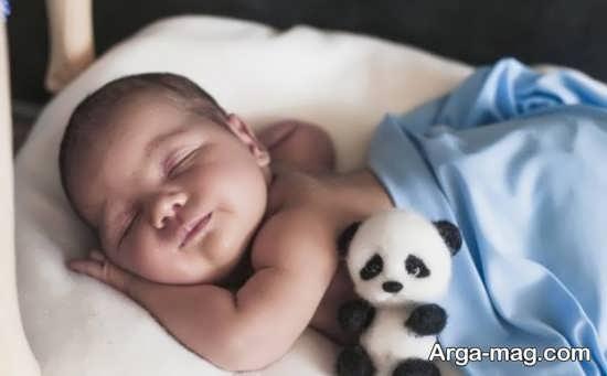 مقدار خواب کودک در ماه های مختلف