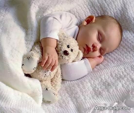 تنظیم الگوی خواب کودک