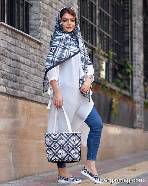 ست کیف و روسری دخترانه