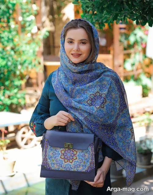 ست کیف و روسری برای خانم ها