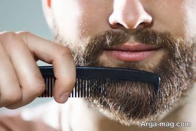 چاره وعلاج ریزش ریش