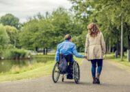 متن زیبا برای معلولین
