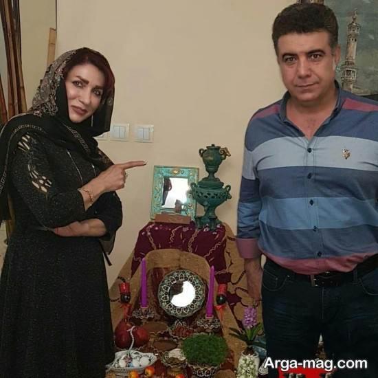 زندگینامه حسن شکوهی و همسرش
