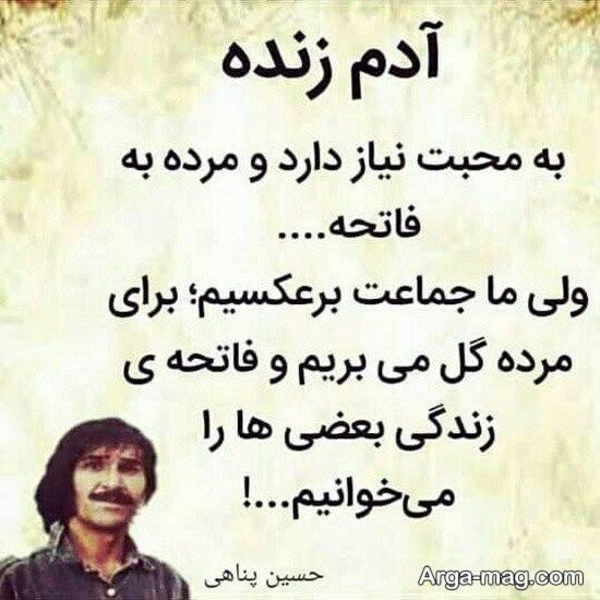 زندگینامه جامع حسین پناهی