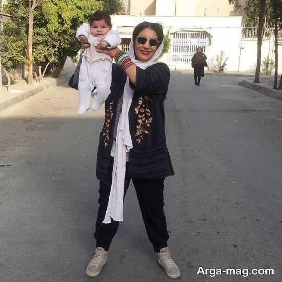 بیوگرافی مجتبی پیرزاده و همسرش