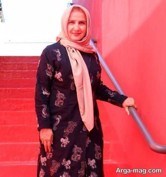 زندگینامه خواندنی زهرا سعیدی