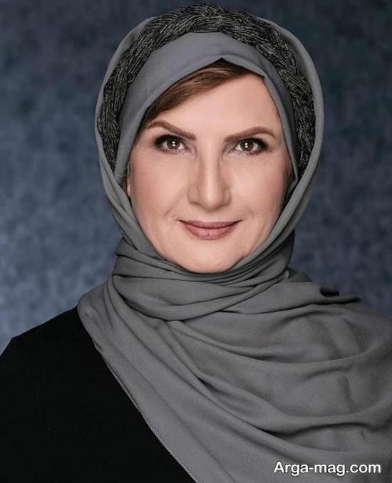 زندگینامه جالب زهرا سعیدی