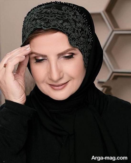 زندگینامه زهرا سعیدی و همسرش