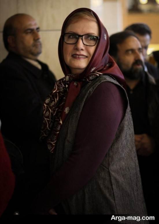 بیوگرافی زهرا سعیدی + عکس