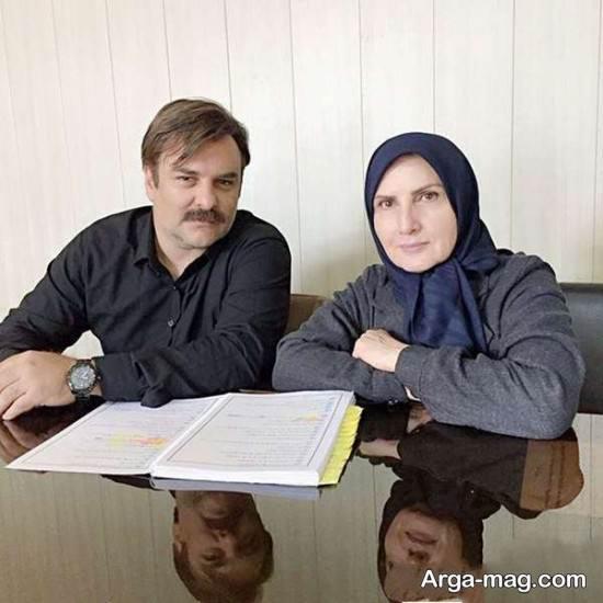 شرح حال خواندنی زهرا سعیدی