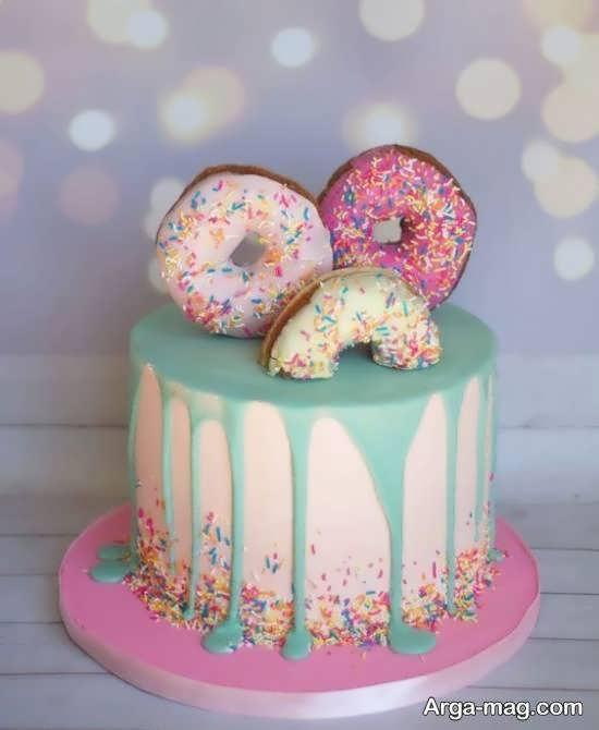 مجموعه ای خارق العاده از مدل کیک تولد سال نو میلادی